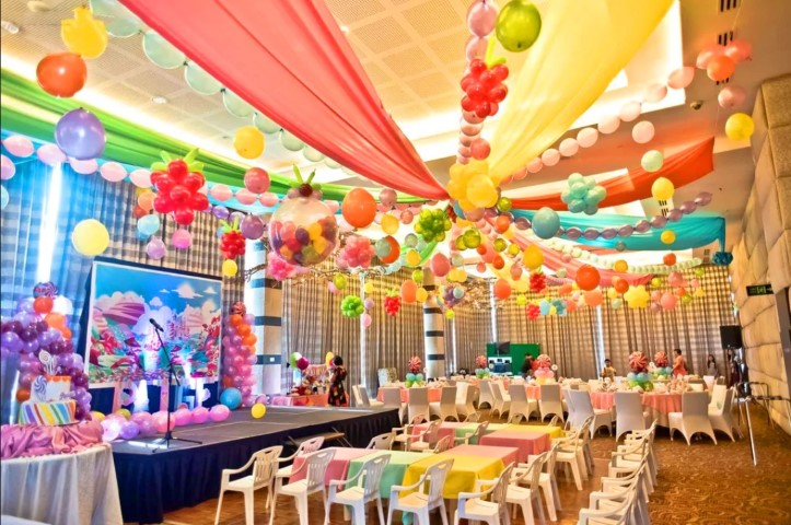 Birthday party planner in Jaipur