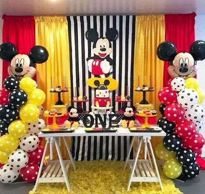 Boys themes decoration